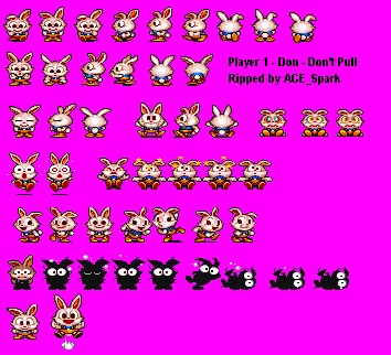 Three Wonders: Don't Pull. Player 1: Don.
